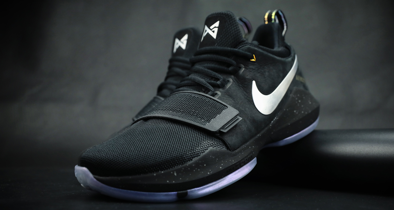 845d022a196 ... get nike pg1 shining detailed look d25f6 2b835