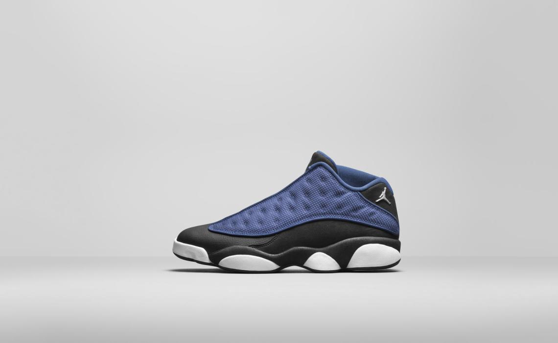"Air Jordan 13 Low ""Navy"""