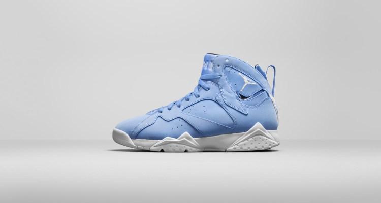 """Air Jordan 7 """"University Blue"""""""