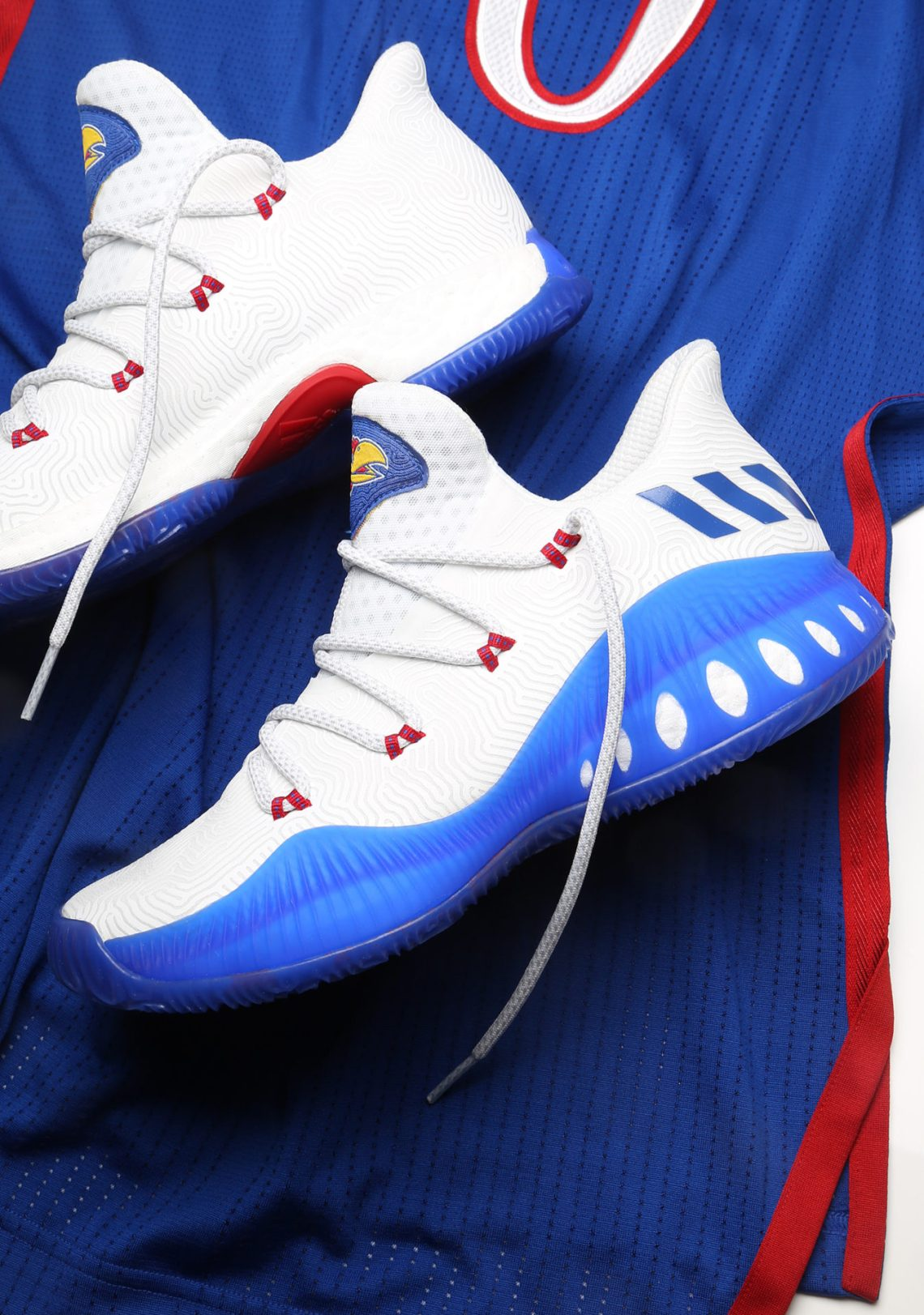super popular 55366 5d9c5 Check out both adidas Crazy Explosive Low PE options for the Jayhawks  below, and let us know what you think of the latest KU exclusives in the  comments ...
