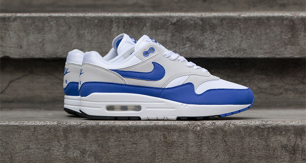 """low priced 0b686 85d79 The Nike Air Max 1 OG """"Sport Blue"""" Drops This Weekend"""