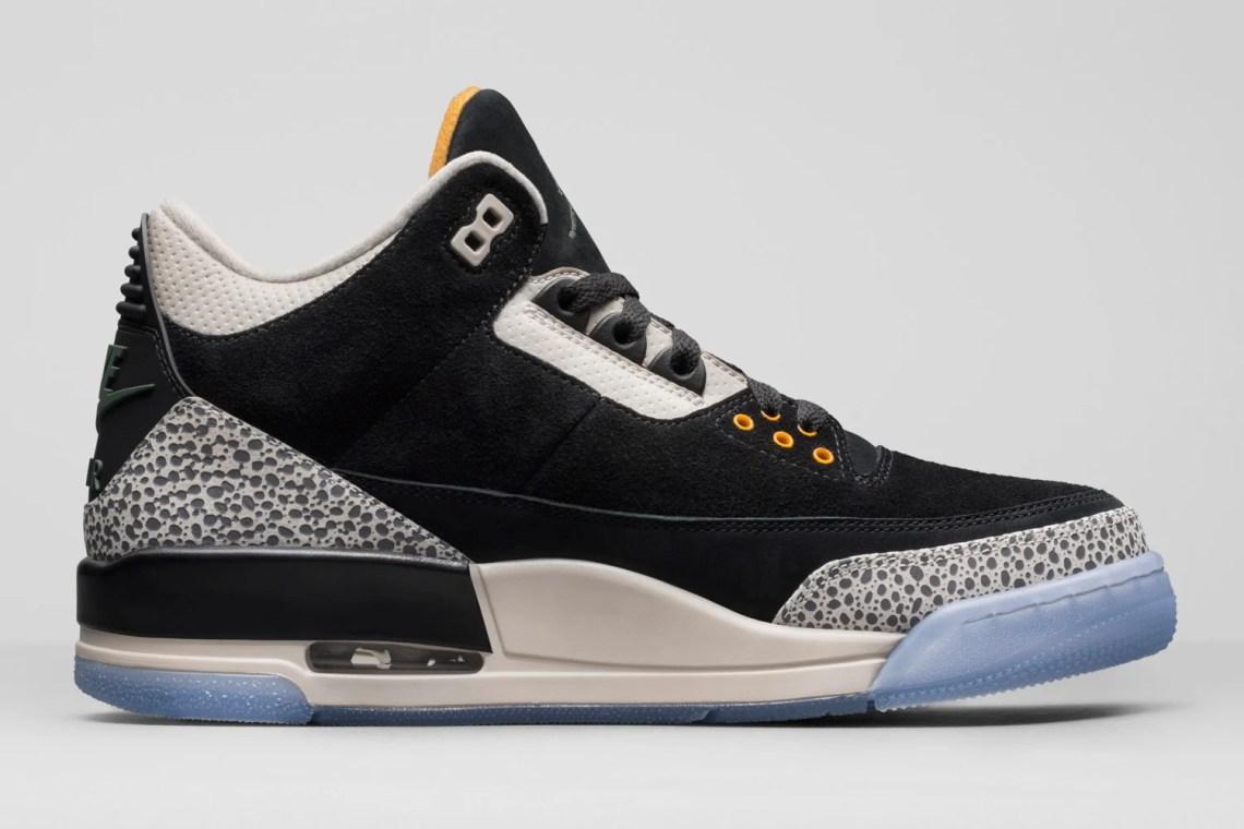 new style ed96f 00b07 atmos x Air Jordan 3 atmos x Air Jordan 3