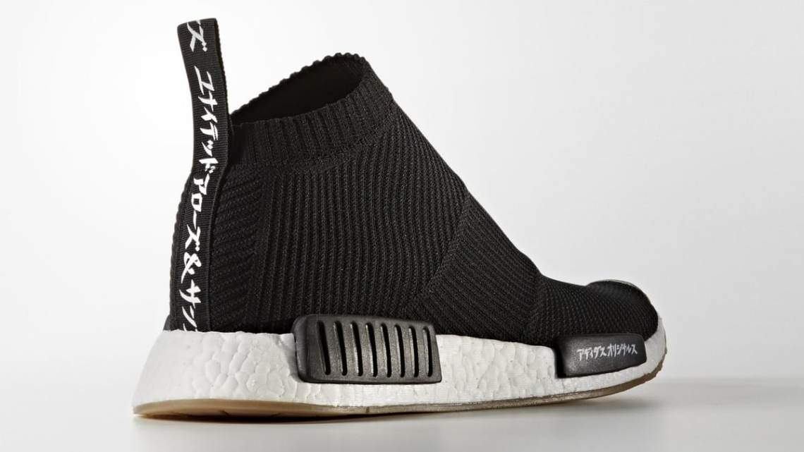 c24111f66 United Arrows   Sons x adidas NMD City Sock    Release Date