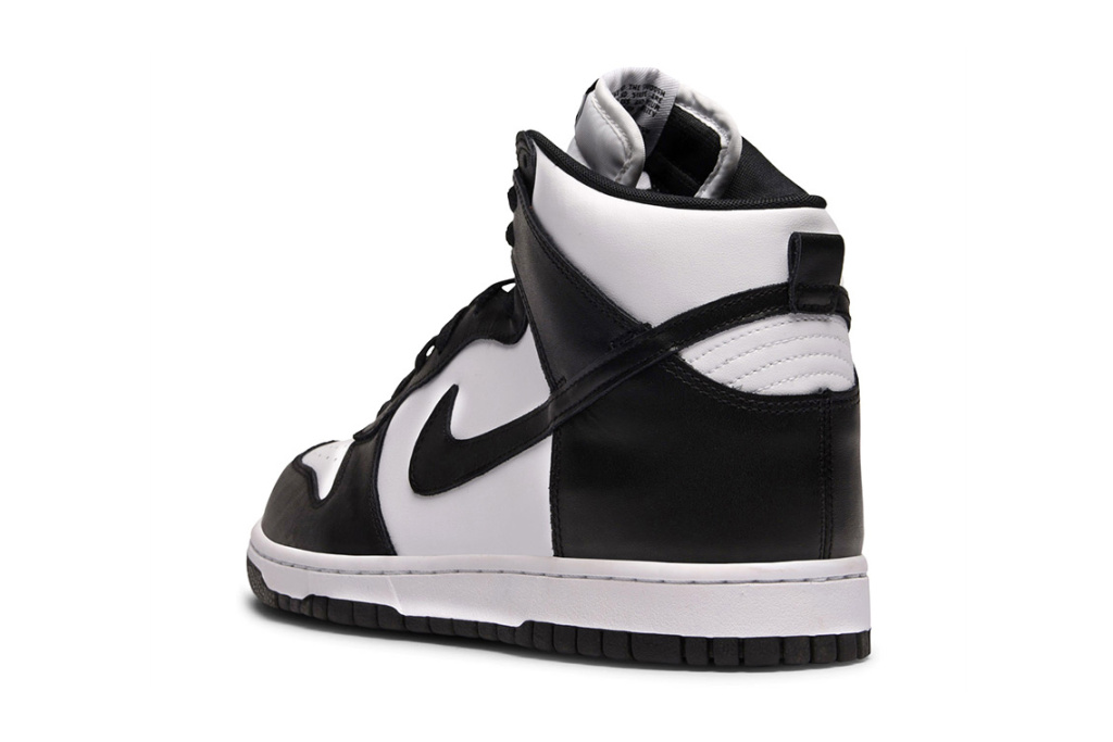 Nike Dunk High White/Black