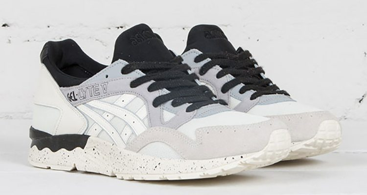 "ASICS Gel Lyte V ""Cookies and Cream"""