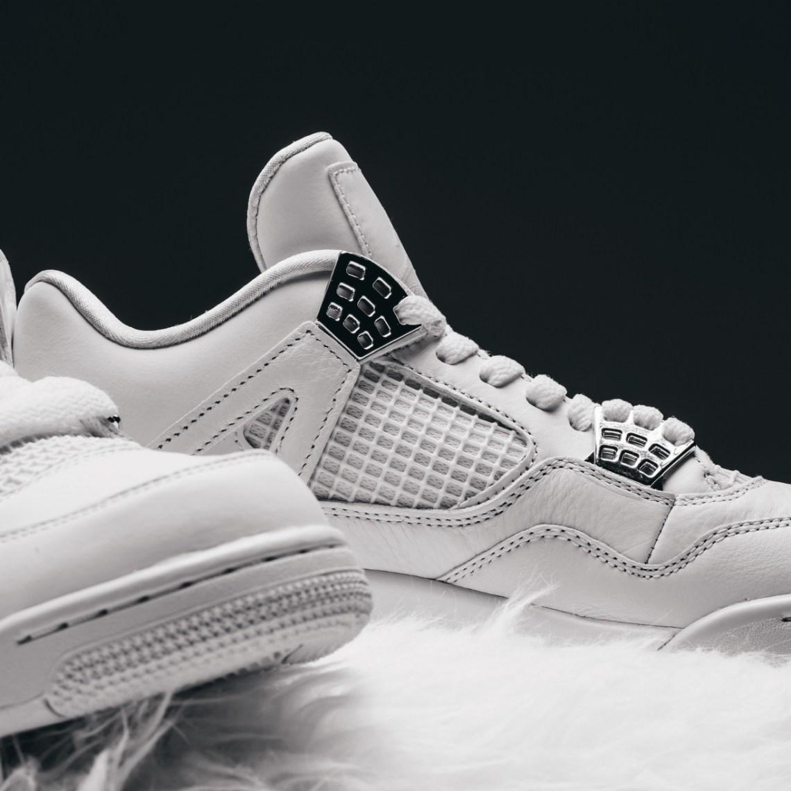 Air Jordan 4 Quot Pure Money Quot Returns Next Month Nice Kicks