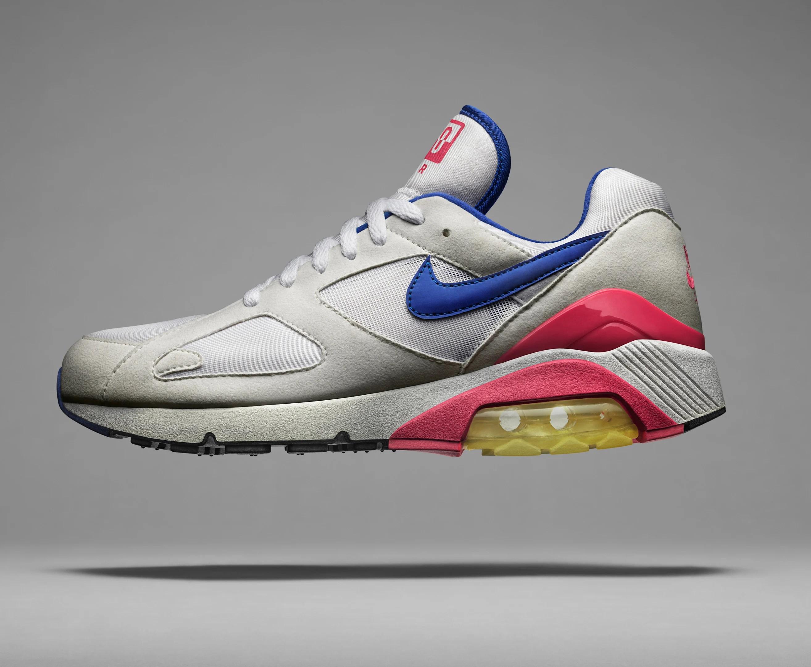 15 – Nike Air Max 180