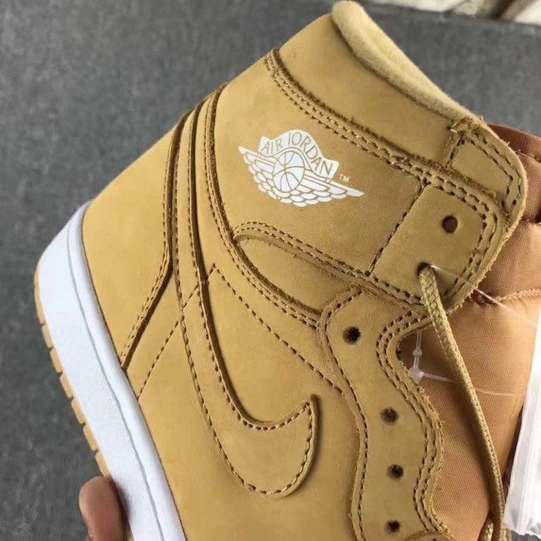 "Air Jordan 1 ""Wheat"""