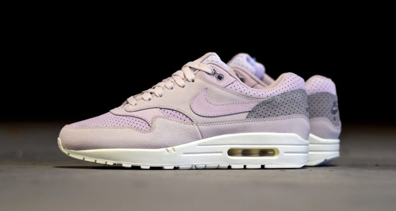 "wholesale dealer ce342 12e37 Nike Air Max 1 Pinnacle ""Bleached Lilac"" Drops This May"