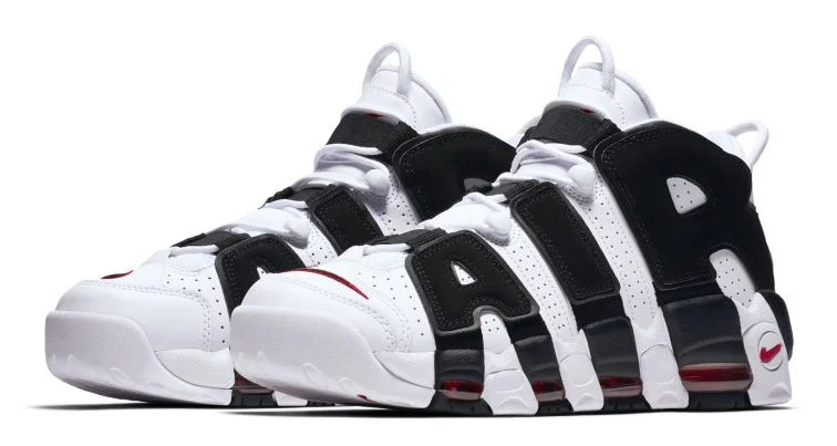"new concept 934f2 cad50 Theres an Alternative ""Bulls"" Nike Air More Uptempo Colorway Releasing"