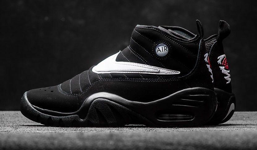 316dc02cd53e Nike Air Shake NDestrukt Black White Drops This Week