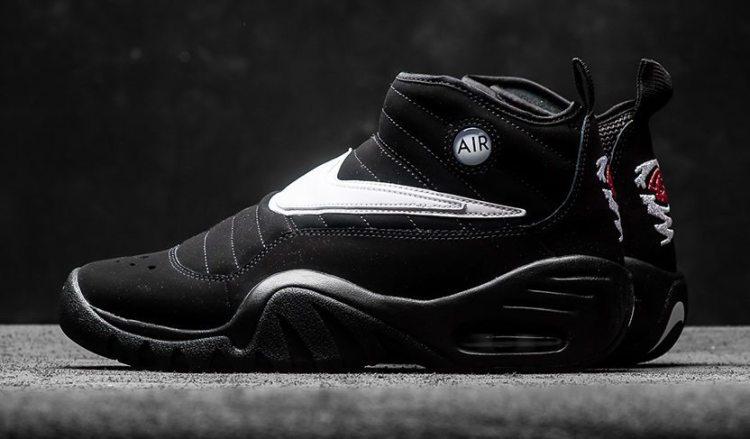 6b2390917626 Nike Air Shake NDestrukt Black White