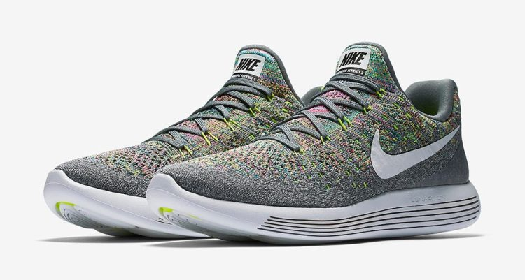 """Nike LunarEpic Low Flyknit 2 """"Multicolor""""    Available Now 43d82f8d511a"""