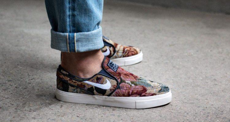 "Nike SB Zoom Stefan Janoski ""Floral"""