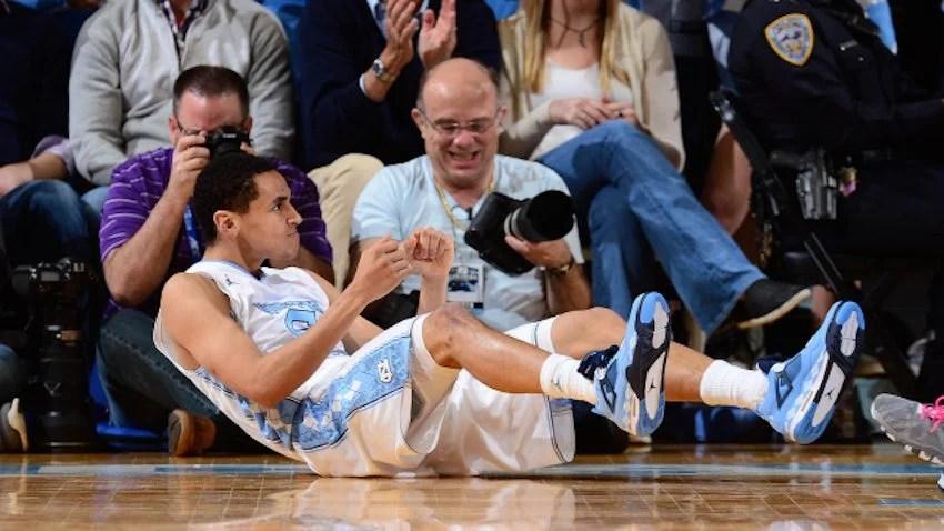 Tar Heel Heat    The 25 Best Shoes in North Carolina Basketball ... 6214a8dcd