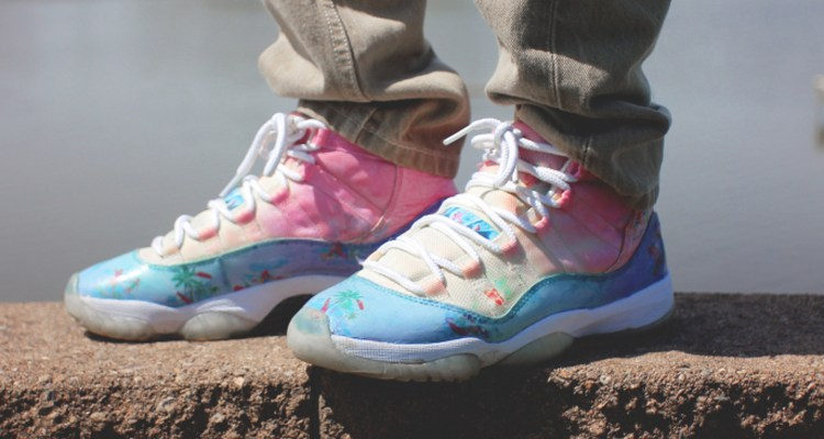 Air Jordan 11 Hoverland Custom By Rocket Boy Nift