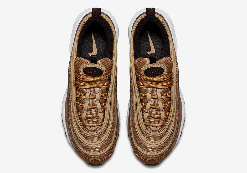 Nice Metallic 97 Date Kicks Nike Release Gold Max Air F0txWzqwZT