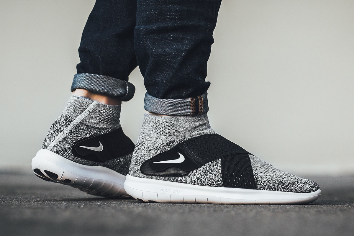 nike free rn with jeans