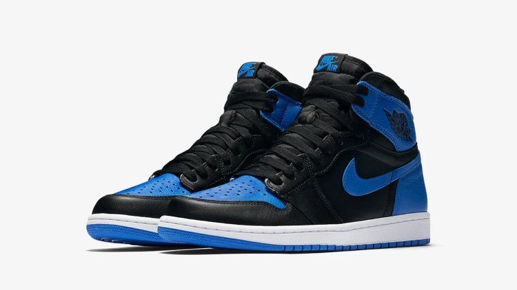 "Where to buy the Air Jordan 1 ""Royal"" online"