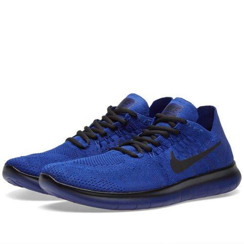 "NikeLab Gyakusou Free RN Flyknit 2017 ""Deep Royal Blue"""