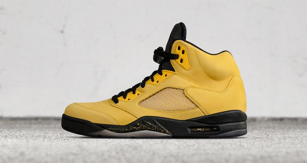 """Air Jordan 5 """"Fab Five"""""""
