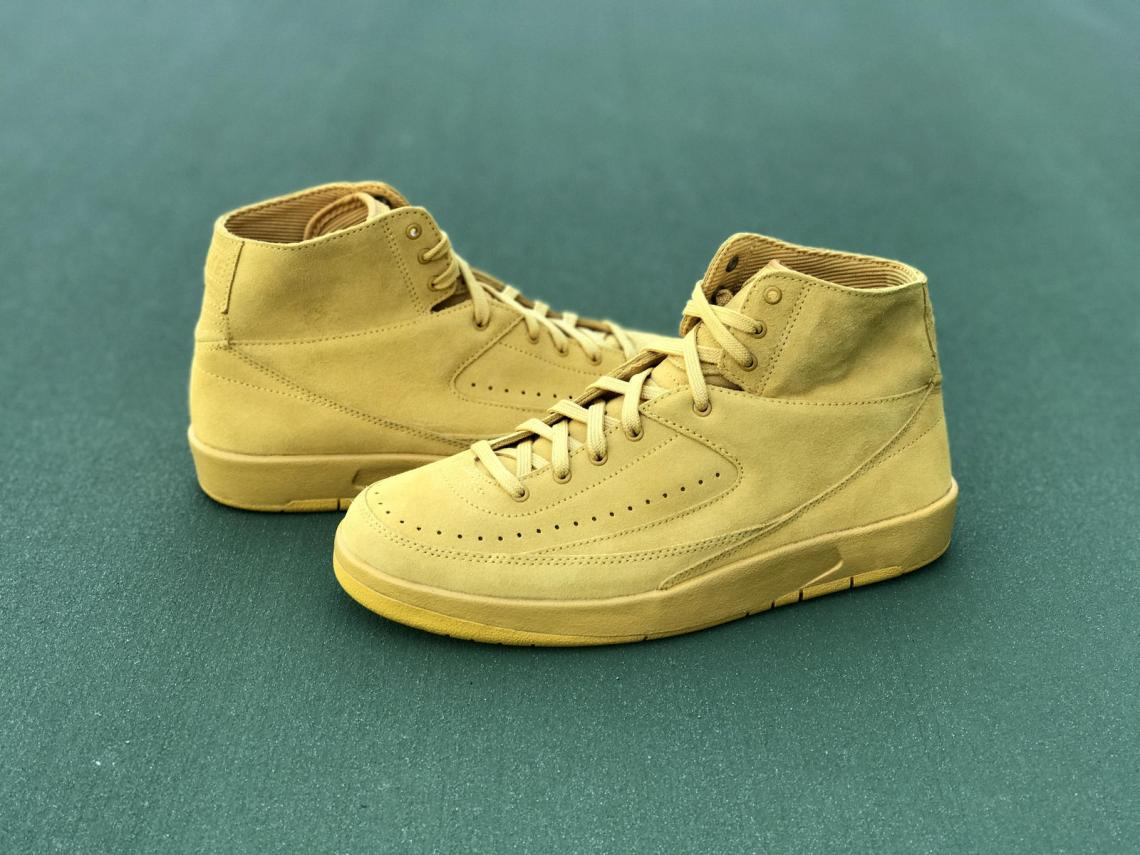 "Air Jordan 2 Decon ""Mineral Gold"""