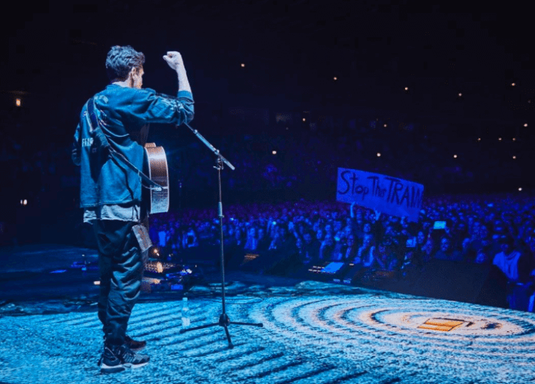 John Mayer in the Acronym x Nike Presto