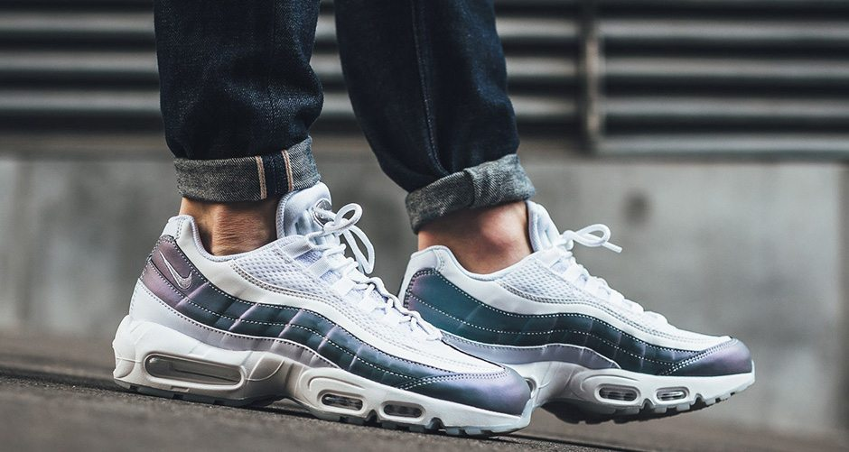 Nike Air Max 95 Iridescent 538416 401