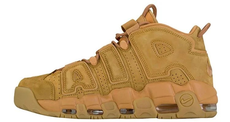 "Nike Air More Uptempo ""Flax"""