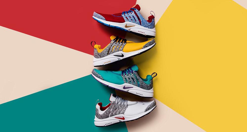 """Nike Air Presto """"Safari"""" Pack"""