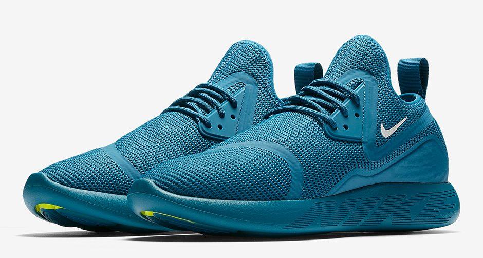 "Nike Lunarcharge ""Triple Blue"""