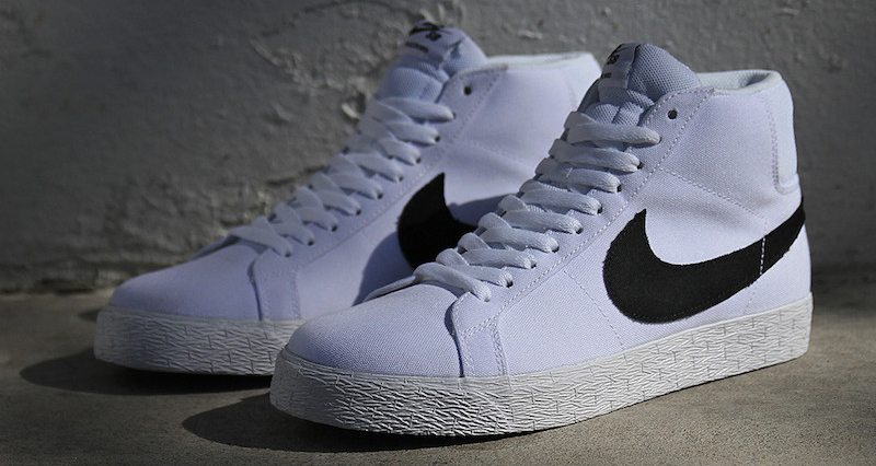 "the best attitude 85cd7 da47f Nike SB Zoom Blazer Mid ""White Gum""    Available Now"