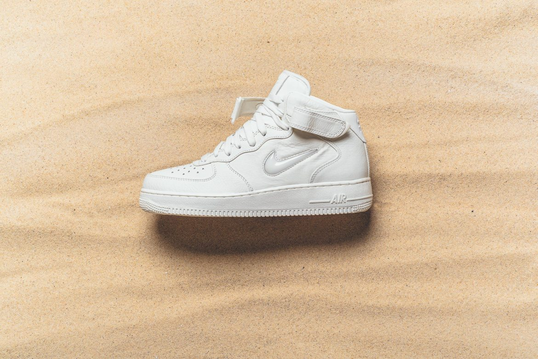 "NikeLab Air Force 1 Mid Jewel ""Sail"""