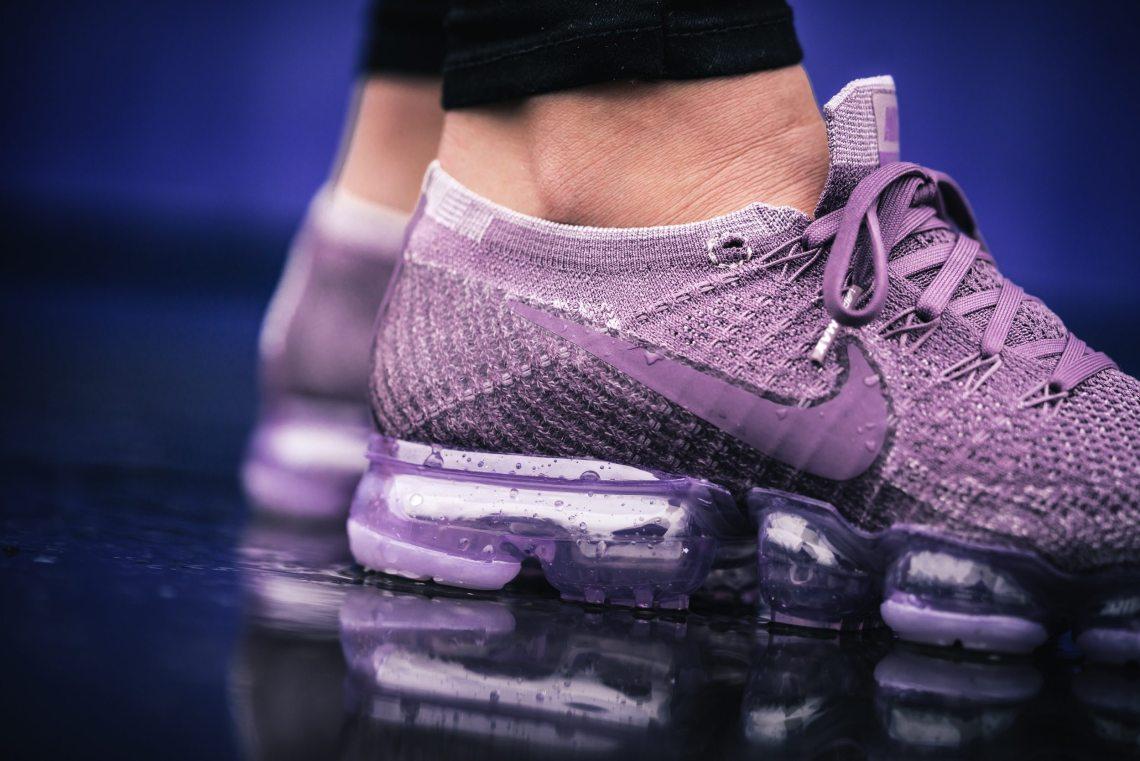 Purple Nike Air Vapormax