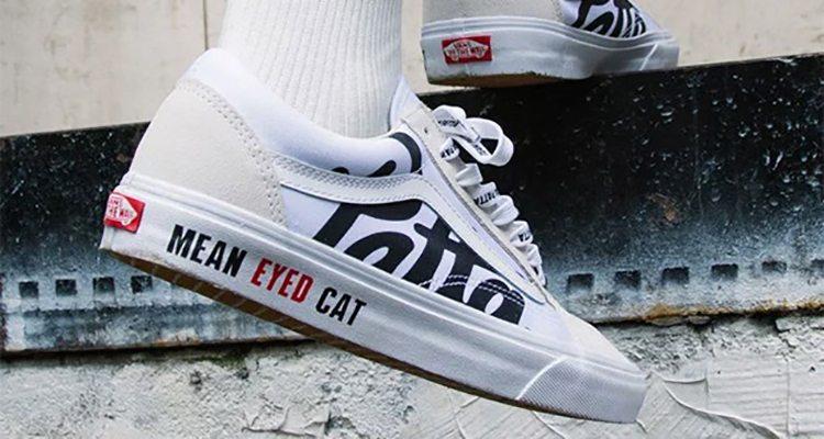 """Patta x Vans Old Skool """"Mean Eyed Cat"""""""