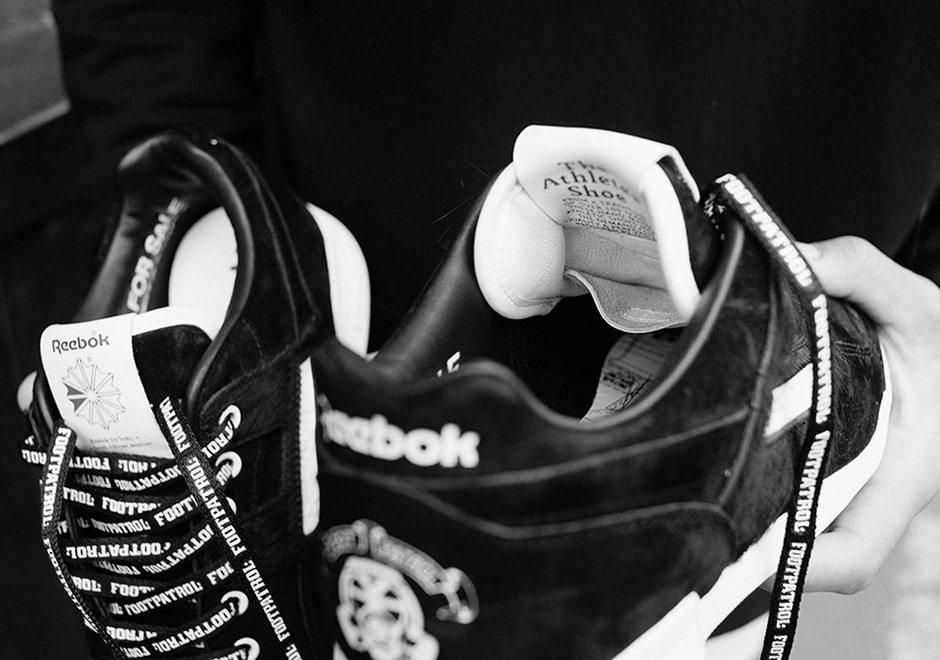 """Footpatrol x Reebok Workout Low """"Blackbuck"""""""