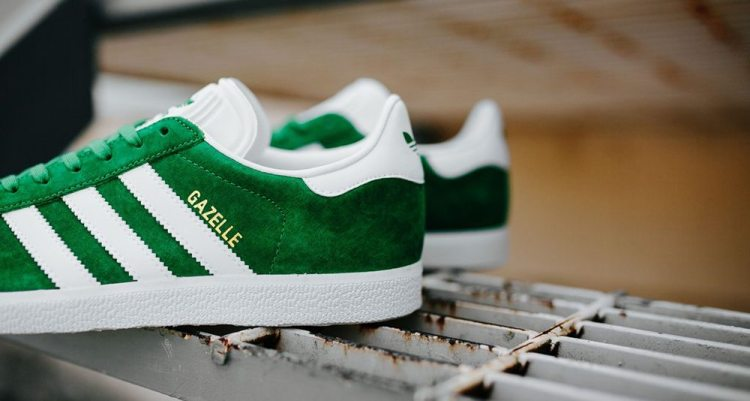 Adidas Originals Gazelle 2 Leather, Adidas Shipped Free at Zappos
