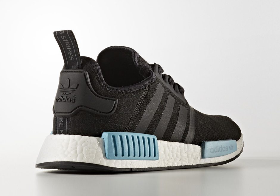 adidas NMD R1 Champs Black/white DS Size 11 B39505 Receipt