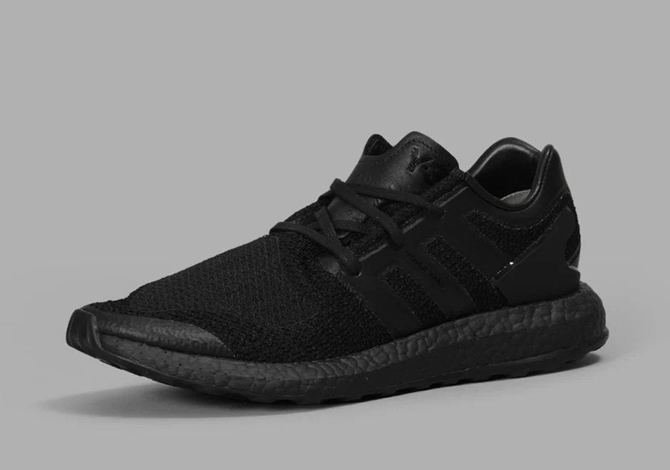 "adidas Y-3 Pure Boost ""Triple Black"""