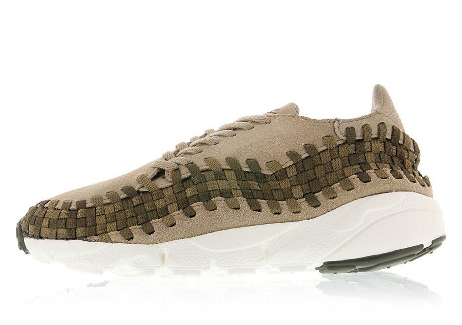 "Nike Air Footscape Woven ""Khaki"""