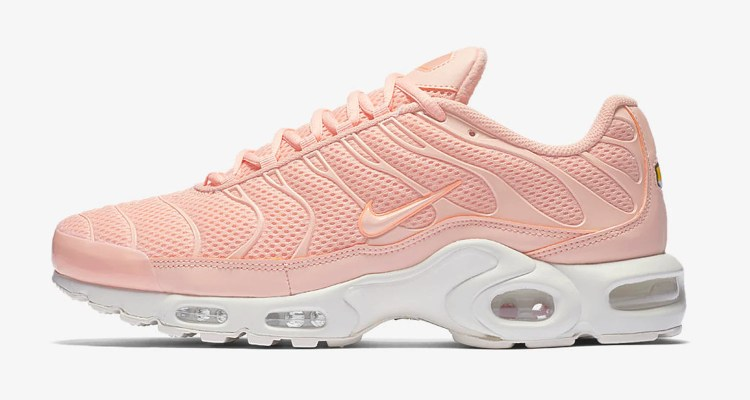 "Nike Air Max Plus Breathe ""Arctic Orange"""