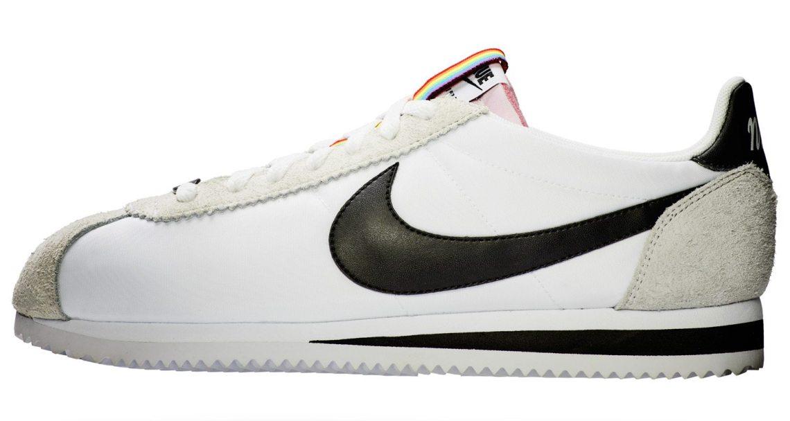 """3b52d38b1296 Nike Flyknit Racer """"BETRUE"""" Nike Cortez"""