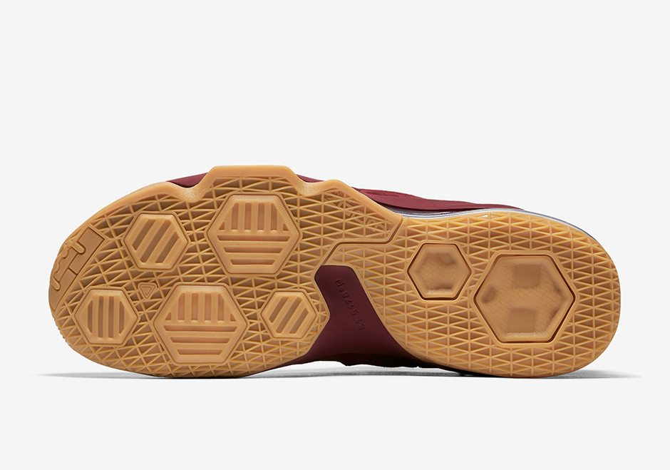 "Nike LeBron 13 Low ""Night Maroon"""