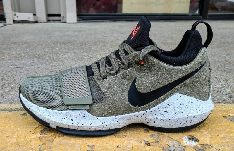 "Nike PG1 ""Elements""  Release Date"
