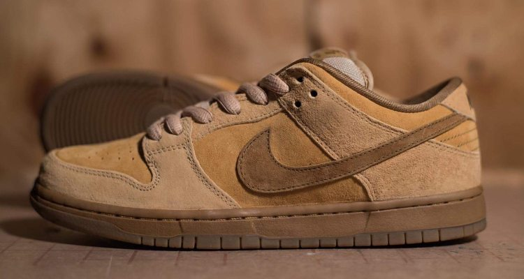 "Nike SB Dunk Low ""Reverse Reese Forbes Wheat"""