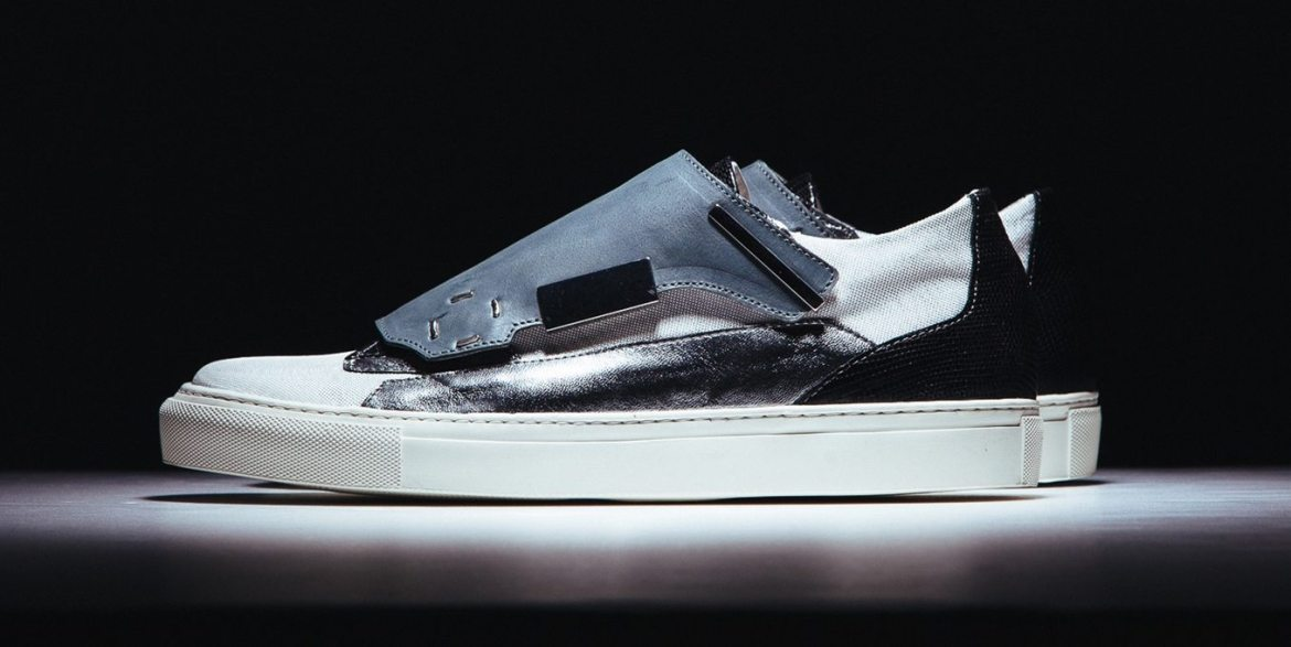 Raf Simons Removable Lace Guard Sneaker