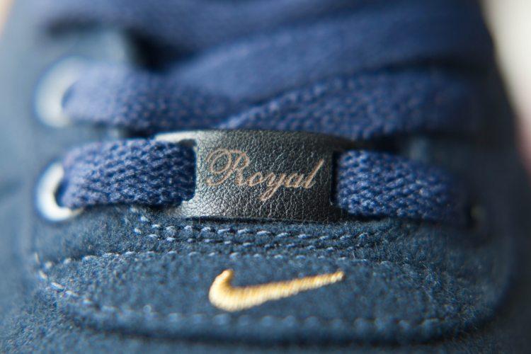 "Nike Air Force 1 Bespoke ""Royal Air Force"""