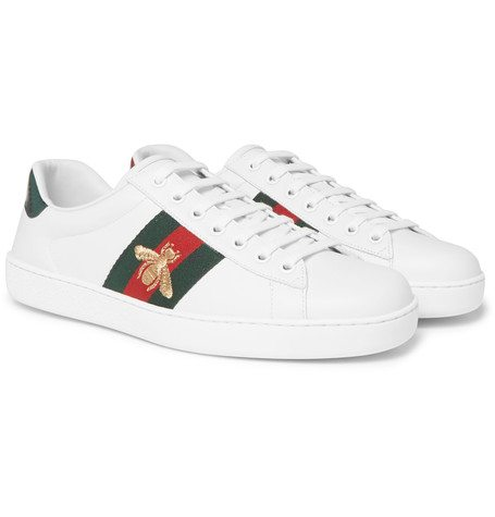 89482eac9 The Gucci Ace is a Summer Essential | Nice Kicks