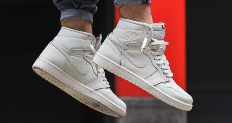 "Air Jordan 1 Retro High ""Sail"""