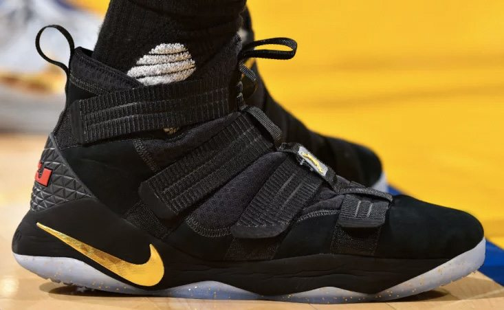 283c5f02165 Every Nike Sneaker Worn By LeBron James In The NBA Finals